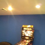 game room interior paint
