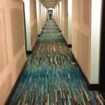HOTEL RESTORATION WALLPAPER PREP